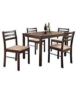 Nitraa Olivia Dining Table Set with Chair