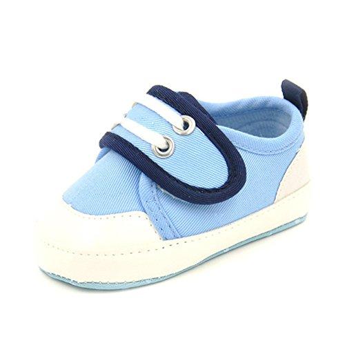 Sapatos Tênis Bissextos Bebé Esportes Rã Walker Azuis wOxXARqaX5