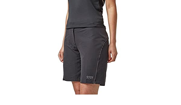 TLELSP GORE BIKE WEAR Femme Short ultral/éger et stretch Respirant GORE Selected Fabrics