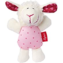 Sigikid 41189 Greifling und Rassel Schaf, Mädchen