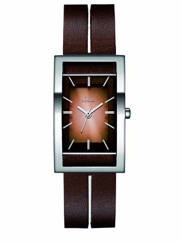 s.Oliver Damen-Armbanduhr SO-1309-LQ