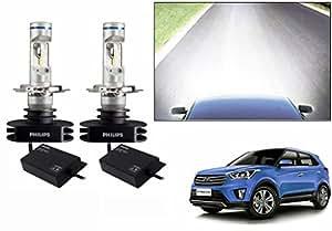 Philips H4 6200K X-treme Ultinon LED HID Car Headlight Kit-Hyundai Creta