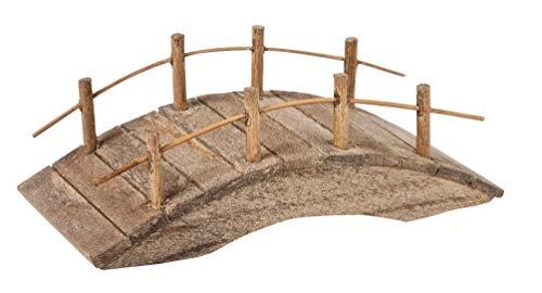 VBS Mini-Brücke, Holz, ca. 9x4,8x3cm
