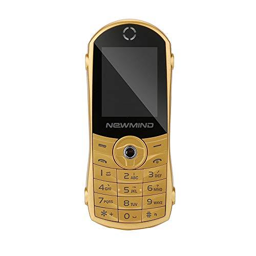 EUCoo Telefono Cellulare ad Utilizzo Facilitato,Auto Sportiva per Bambini Personalizzata,con Bluetooth, mp3,Telefono Cellulare per Anziani