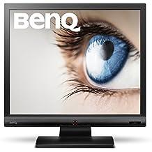"""Benq BL702A - Monitor de 17"""" (5 ms, 250 cd/m², 100 x 100 mm, 3W), color negro"""