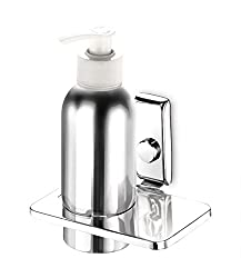 DAZZLE LIQUID SOAP DISPENSER, 304 STAINLESS STEEL GRADE MATERIAL-DG713