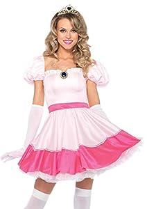 Leg Avenue- Mujer, Color rosa, Small (EUR34-36) (8309401005)