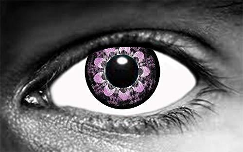 Farbige Kontaktlinsen Focus Violett