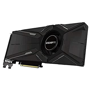 Gigabyte GV-N208TTURBO-11GC - Tarjeta gráfica (GeForce RTX 2080 Ti, 11 GB, GDDR6, 352 bit, 7680 x 4320 Pixeles, PCI Express x16 3.0) (B07L1P4KWQ) | Amazon price tracker / tracking, Amazon price history charts, Amazon price watches, Amazon price drop alerts