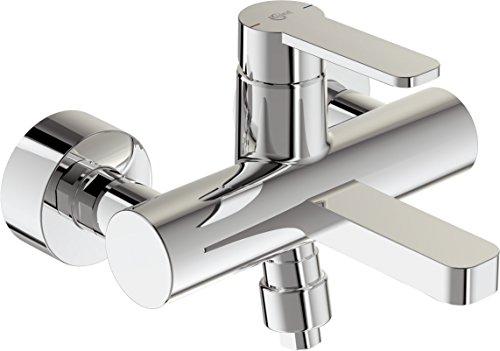 Preisvergleich Produktbild Ideal Standard Badearmatur Aufputz GIO, Ausladung 196-205mm, chrom, B0621AA