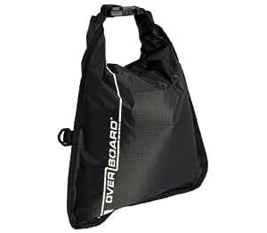 Overboard Waterproof Dry Flat Bag - Black, 5 Litres