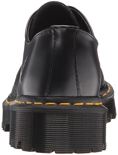 1461 Bex Mens Black 1461 Oxford Dr Martens Bex Smooth Mens Nero Liscio Oxford Martens Dr qTHEgt