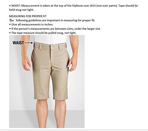Dickies Herren Sport Shorts Streetwear Male Shorts 13 Zoll Multi-Pocket Work Black