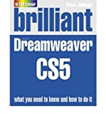 Brilliant Dreamweaver CS5 by Johnson, Steve ( Author ) ON May-04-2010, Paperback
