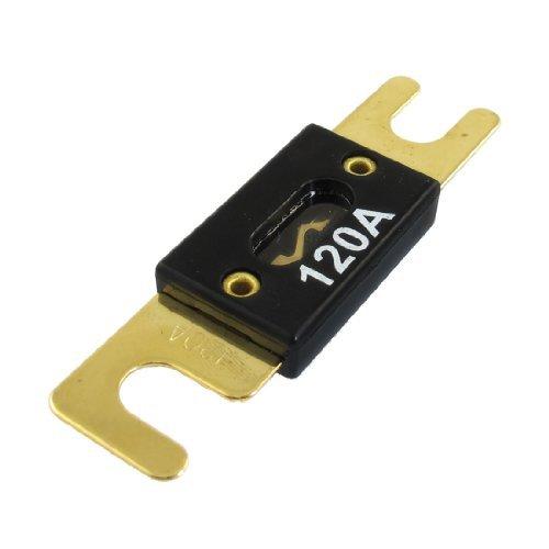 DealMux 120A Car Audio ANL Fusible para Subwoofer Amplificador