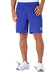 Uhlsport Center Basic II Short football (sans slip) homme
