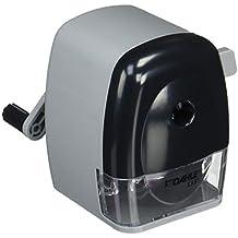 Dahle 133 Manuelle Spitzmaschine (Anspitzer für Stiftdurchmesser bis 11,5 mm) grau/schwarz