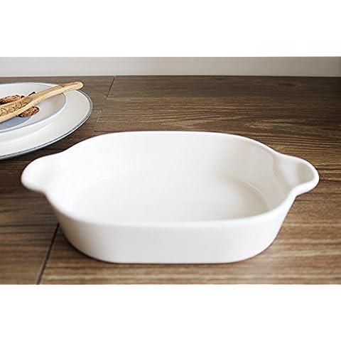 Yifom binaurale Pan Western ceramica ciotole di cottura della pasta