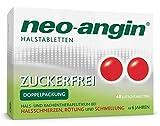 Neo-angin zuckerfrei Halstabletten Lutschtabletten, 48 St.