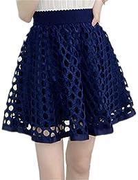 uk availability 92414 3741a Suchergebnis auf Amazon.de für: spitzenrock - Röcke / Damen ...