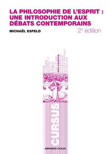 la-philosophie-de-l-39-esprit-une-introduction-aux-dbats-contemporains