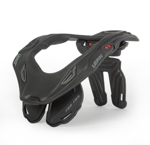 Preisvergleich Produktbild Leatt GPX 5.5 Neck Brace (Black/Grey, Large/X-Large) by Leatt Brace