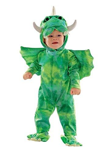 Dinosaurier Baby Kostüm 80/86 (12 (6 0 Kostüm Monat Dinosaurier)