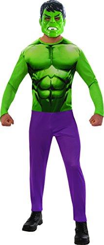 rubies-hulk costume, uomini, i-820956std, STD