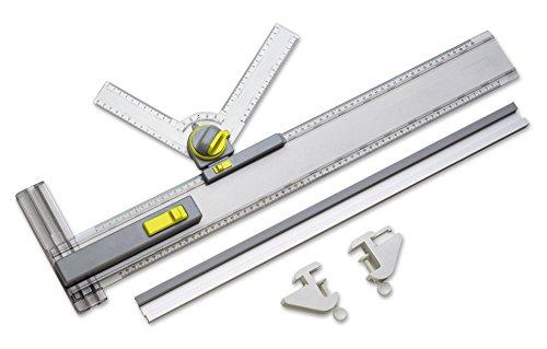 Aristo AH7021 - Set de reglas para mesa de dibujo técnico (tamaño A1)