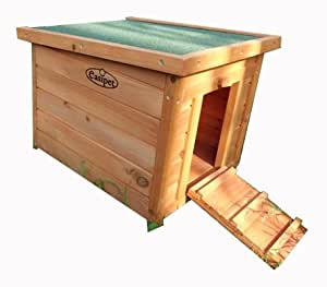 Wooden Pet Hutch/House for rabbits tortoise ducks by Easipet 393