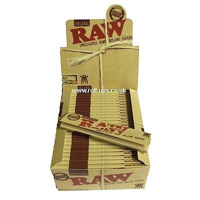 Raw - Organic King Size Slim Pap...