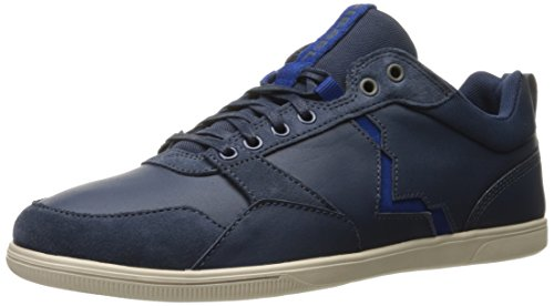 Diesel happy hours s-tage, sneaker alla moda uomo, medieval blue/turkish sea, 7.5 uk