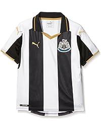 Puma Kid s Newcastle Home 16 – 17 – réplica de la Camiseta de fútbol