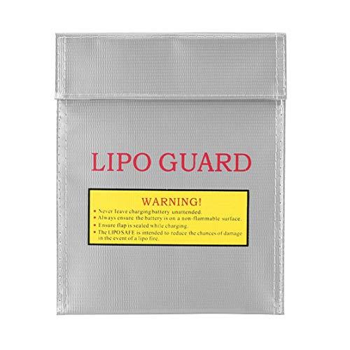 RC LiPo Li-Po Batería Guardia de Seguridad incombustible Bolsa Segura Bolsa de Carga Batería Bolsa...