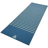 Reebok RAYG-11030GN, Esterilla Yoga Reversible, Azul, 173 x 61 x 0.4 cm