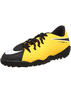 Nike Unisex-Kinder Jr. Hypervenomx Phelon Iii Tf Fußballschuhe