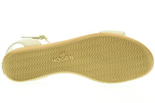 HOGAN donna sandalo HXW1330V120BVPC006 Beige