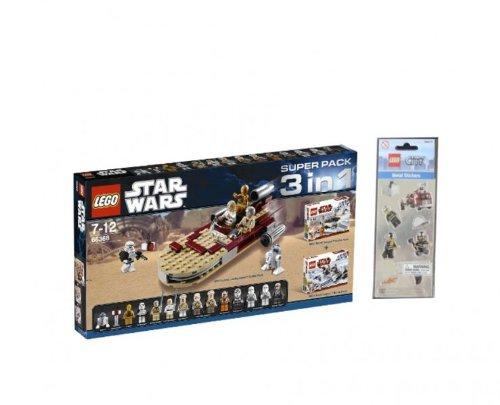 Lego Star Wars 66368 Super Pack 3 in 1