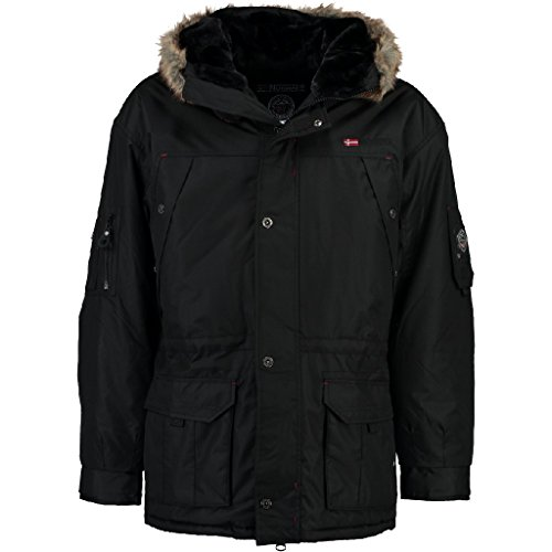 Geographical Norway Anaconda/Abiosaure/Herren Winter Jacke Parka Parker