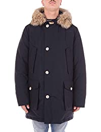 Amazon.it  woolrich blu - Woolrich   Giacche e cappotti   Uomo ... c560d34e73e