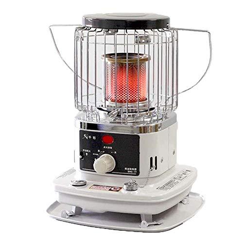 TTIK Estufa Calentador Queroseno 2.95KW Calentador