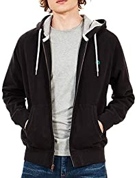 Timberland A1R76-001 Full-Zip Fleece Sweater Exeter River Black Felpa Uomo  Full- 0531c18a5f7