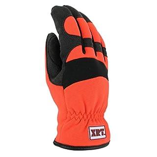 Ansell XRT Insulator Spezialzweck-Handschuhe, Mechanikschutz, Orang, Größe 11 (6 Paar pro Beutel)