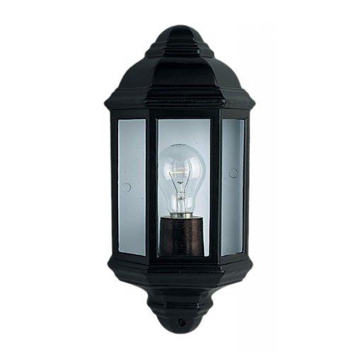 searchlight-outdoor-wall-lights-trapani-dia-cast-black-aluminium-half-lantern-wall-light-with-clear-