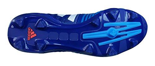 Adidas - Scarpe da calcio Nitrocharge 2.0 FG Viola - amazon purple f14/ftwr white/solar blue2 s14