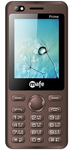 Mafe prime BarPhone Black color image