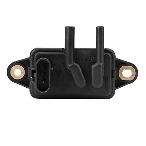 Qiilu Auto Auspuff Gas Rückführung EGR Druck Back Sensor (Ford Ranger Auspuff)