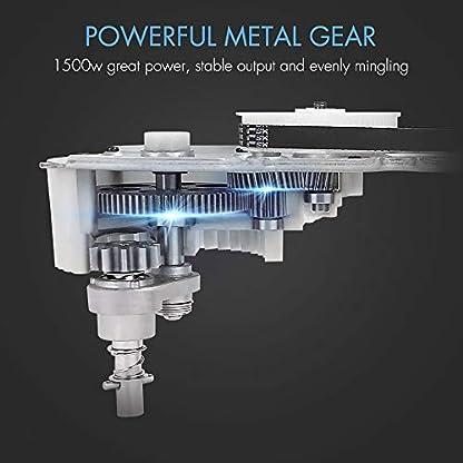 Kchenmaschine-Multifunktional-albohes-1500w-45L-Teigknetmaschine-Edelstahl-Enthlt-Spritzschutz-Drei-Splmaschinefeste-Rhrhacken-Rhrmaschine