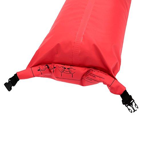 Outdoor Water Dry Bag im Praxis Test: Fakten und Besonderheiten - 7