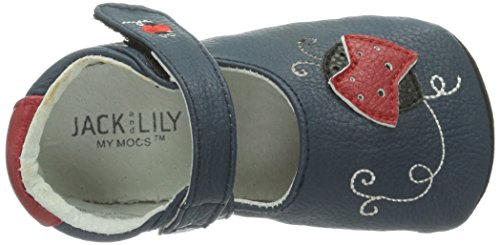 Jack & Lily-Kitty Navy/Bear Navy/Ladybug Navy Ladybug Navy